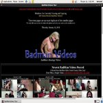 BadMan Videos Account Discount
