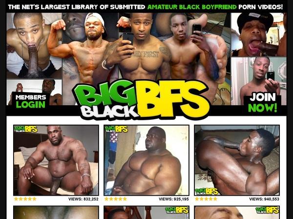 Big Black BFs Discount Link Code
