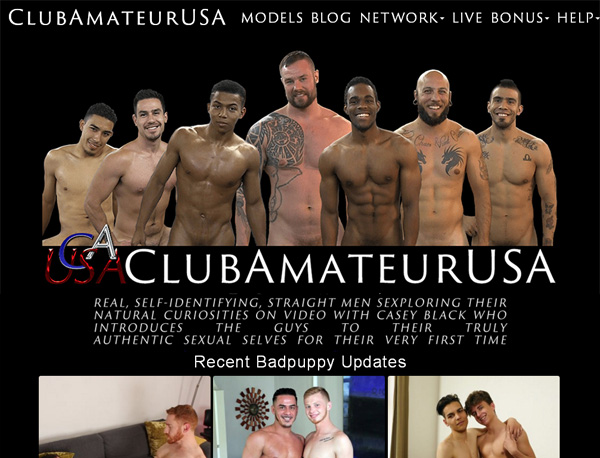 Clubamateurusa.com Porn Videos