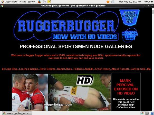 Logins For Rugger Bugger