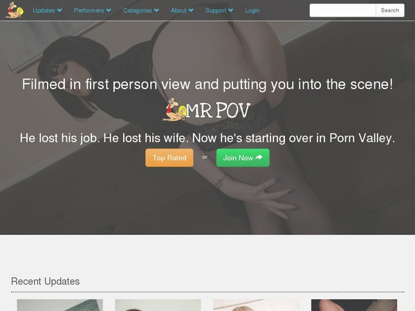 Mr Pov Pay