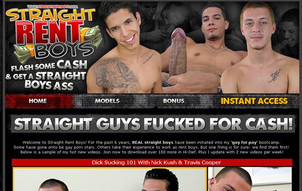 Straight Rent Boys Vendo Discount