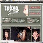 Tokyo Face Fuck Working Pass