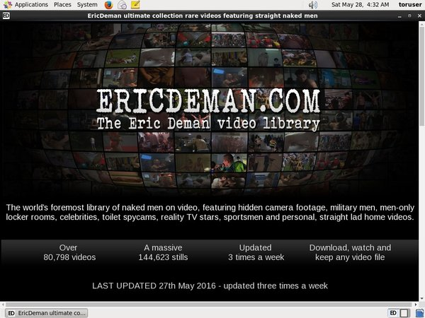 Try Eric Deman