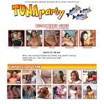 Tuna Party Account Passwords