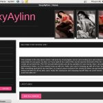 Sexyaylin4u.modelcentro.com Discount Pass