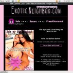 Erotic Neighbor Pass Word