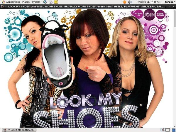 Free Look My Shoes Hd Porn