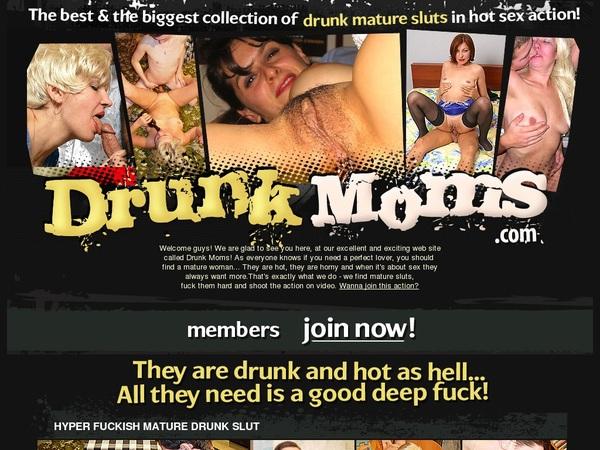 Drunkmoms.com Betalen