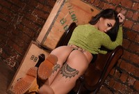 Mica Martinez tattoo models
