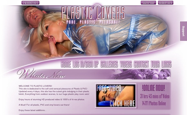Pay Pal Plastic Lovers UK