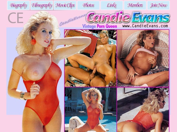 Candy Evans Discount Memberships