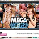 Mega Celeb Pass Account