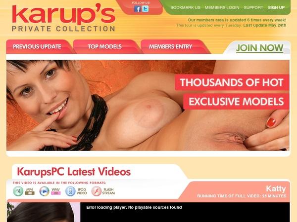 Karups PC Cheaper Price