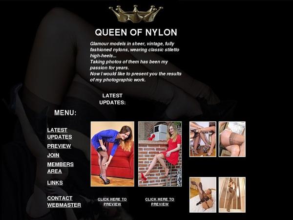 Queenofnylon Free Videos