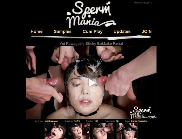 Daily Spermmania.com Acc