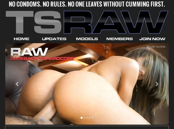 Tsraw.com Percent Off