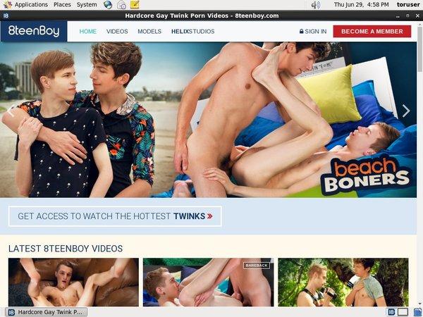 8teenboy.com Hacked Account